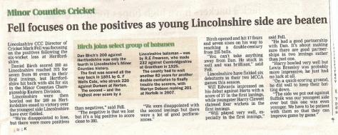 Lincolnshire Echo, p85, June 27 2013